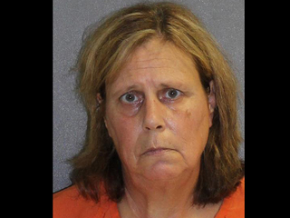 Florida woman charged in husband's death dies