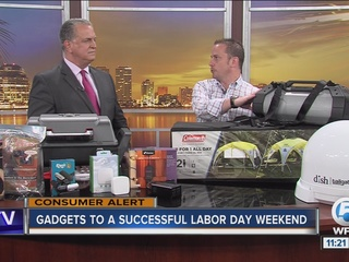 Gadgets to help you celebrate Labor Day
