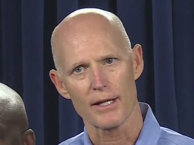 Gov. Scott in D.C. to push for legislation