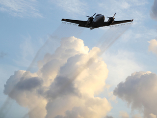 Mosquito control to spray by plane this weekend