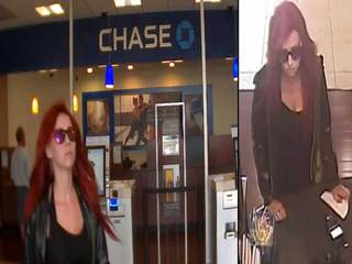 FBI: Woman wanted in Davie bank robbery