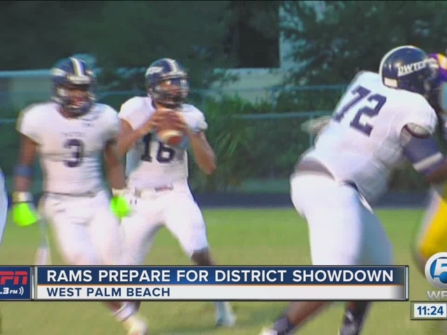 Rams Prepare For District Showdown With Dwyer