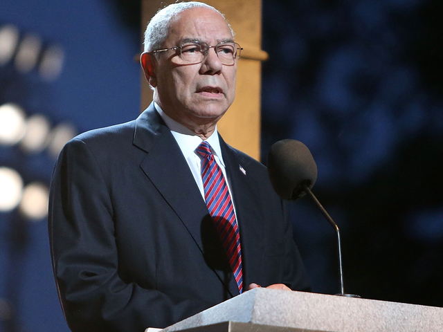 Leaked Colin Powell emails show loathing for Trump