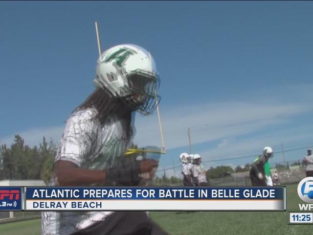 Atlantic Prepares For Tough Glades Central