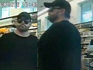 Serial robbery suspect sought by police