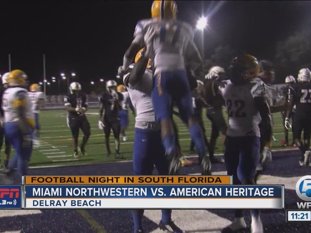 American Heritage falls to Miami Northwestern