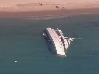 Overturned yacht owner suing to recover losses