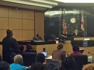 Teen held in child's shooting appears in court