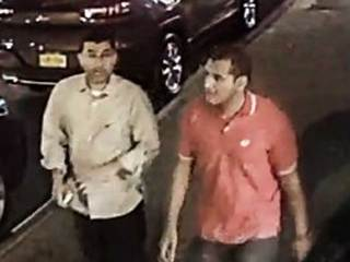 Two sought in New York bombing probe