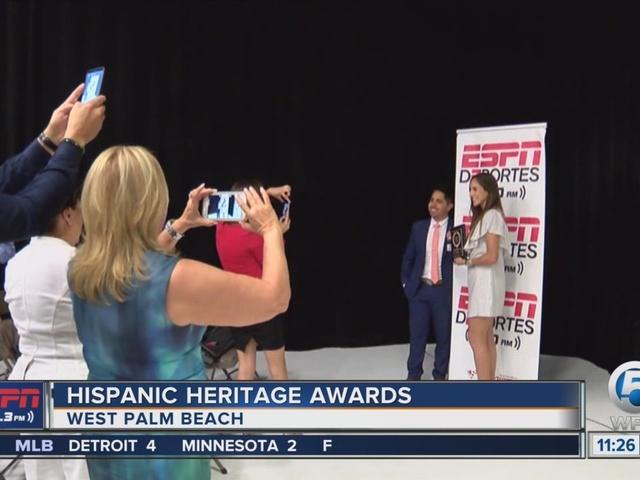 Puerto Rican Hispanic Chamber of Commerce 2016 Hispanic Heritage Awards
