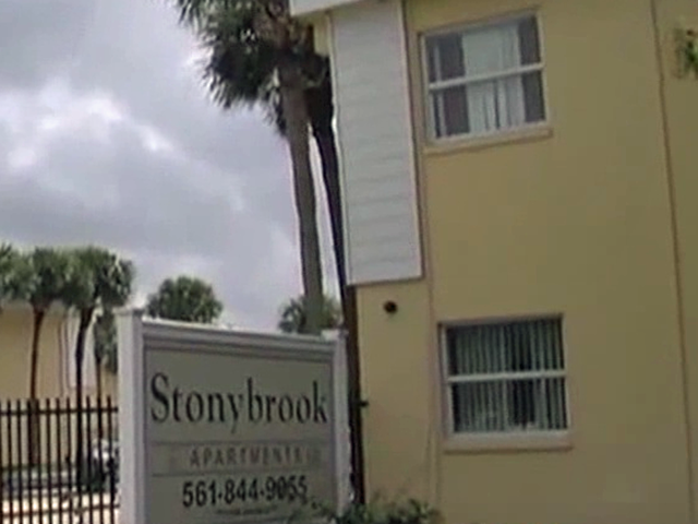 Anger over the living conditions at Stonybrook Apartments