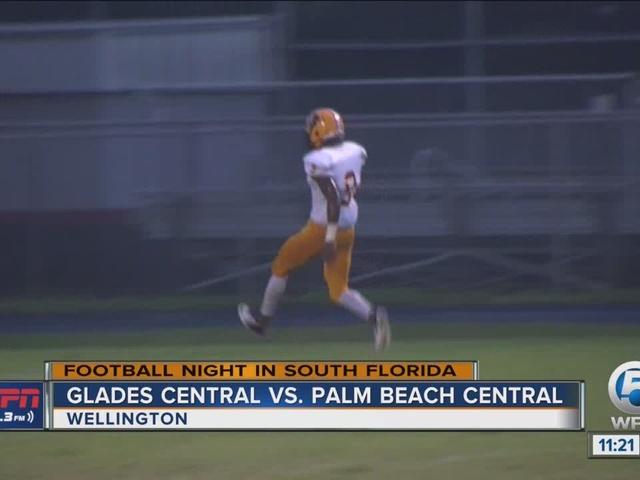 Glades Central beats Palm Beach Central