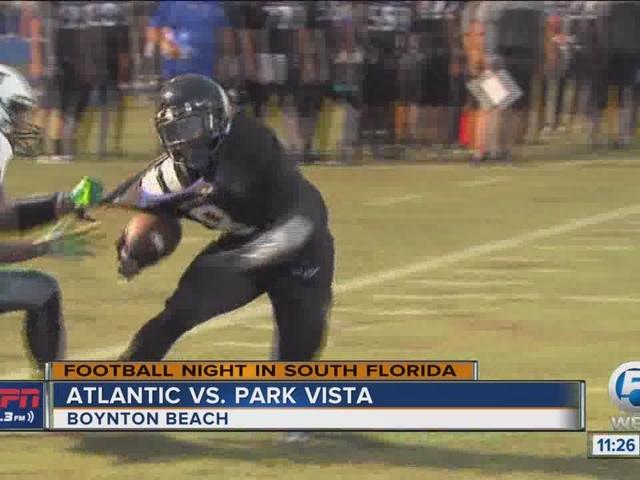 Park Vista takes down Atlantic