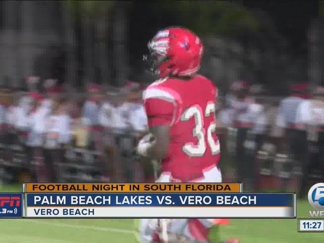 Vero hangs on against Palm Beach Lakes