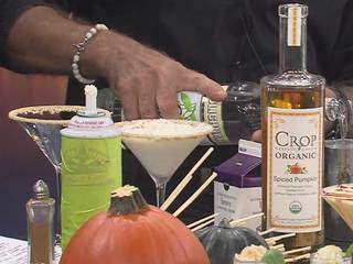 Traditional recipes with a pumpkin twist.