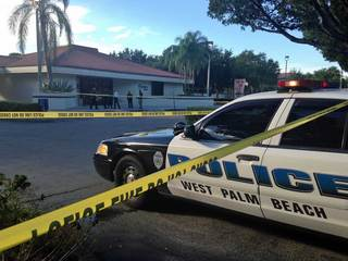 SunTrust bank robbed in West Palm Beach