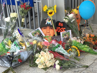 Fans react to tragic death of Jose Fernandez