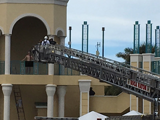 Naked man pulled from balcony in Boca Raton
