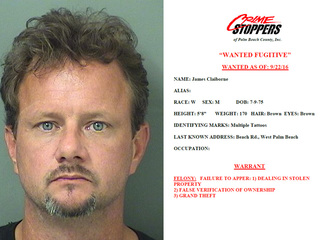 Crime Stoppers most wanted fugitives