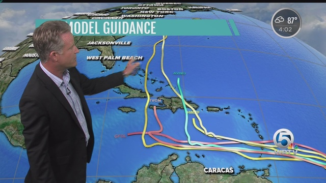 TROPICS: 97L to strengthen over next five days