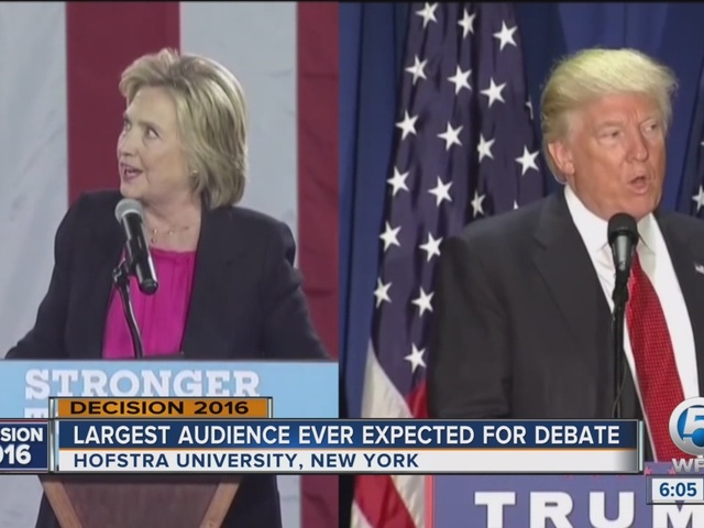 Largest audience ever expected to watch debate