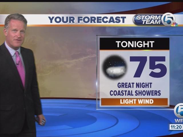 South Florida forecast 9/26/16 - 11pm report