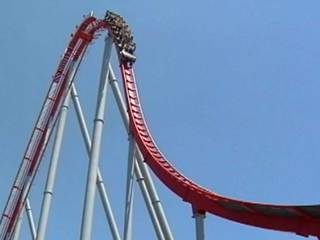Thrill ride therapy