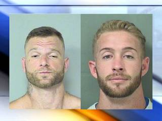 2 men charged with illegally catching alligator