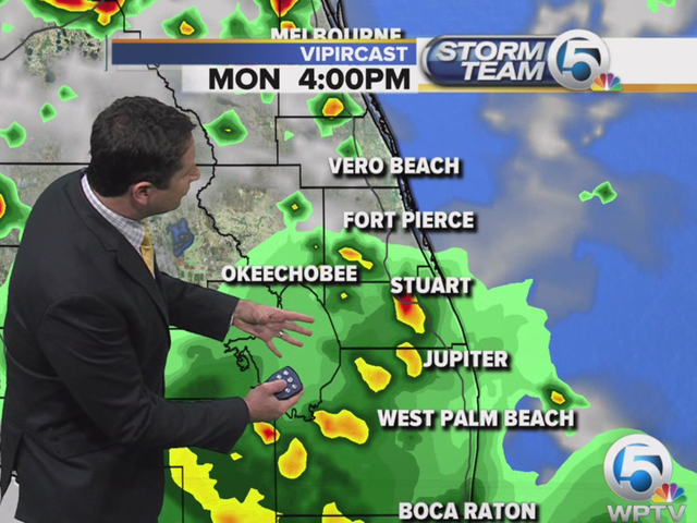 South Florida Monday afternoon forecast (9/26/16)