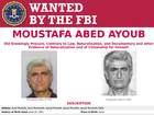 FBI: Wanted Syrian man possibly hiding in So. FL