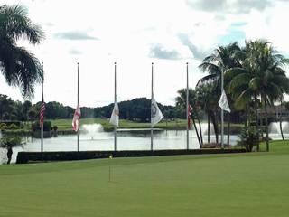 PGA National honors the memory of Arnold Palmer