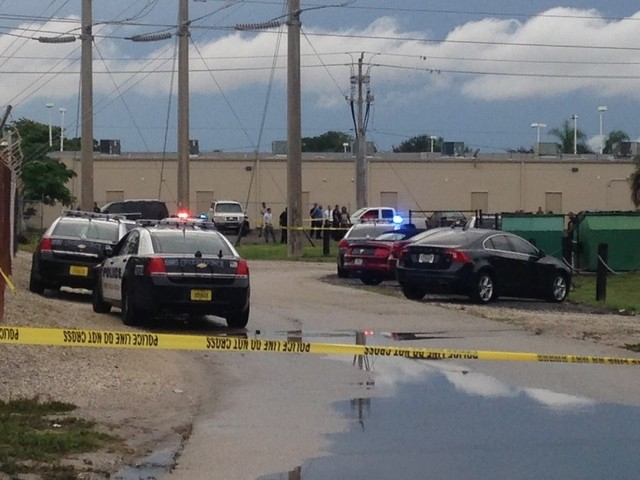 Search for person who shot & carjacked man