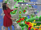 Scattered storms this afternoon, some strong
