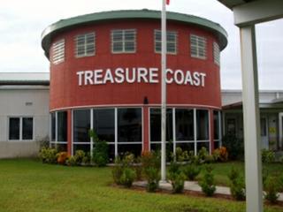 Gun found with child at Treasure Coast Elem.