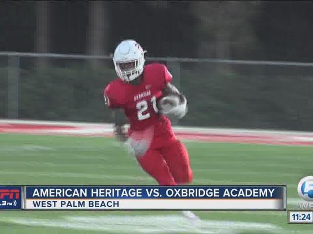 Oxbridge Shuts Out American Heritage