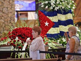 Funeral for Marlins' Jose Fernandez