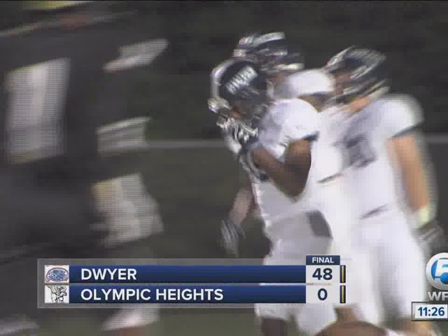 Dwyer beats Olmypic Heights