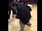 Palm Beach Lakes principal shows off dance moves