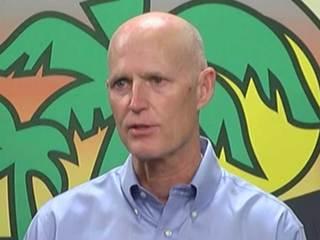 Gov. Scott: Floridians should prepare, restock