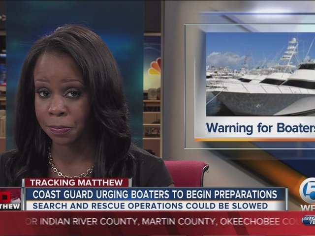 Port Canaveral evacuation ordered in wake of Hurricane Matthew