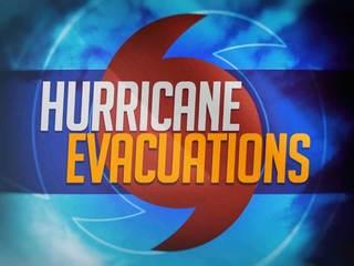 Latest evacuation information