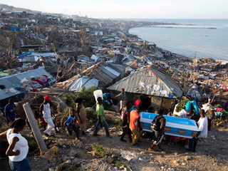 How you can help Haiti recover from hurricane
