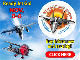 Enter to win VIP tickets to the Stuart Air Show