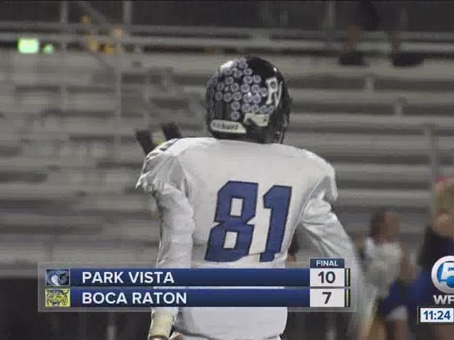 Park Vista Knocks Off Boca