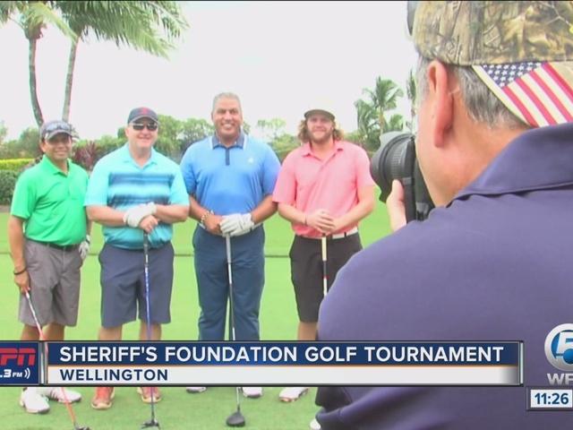 Sherriff's Foundation Golf Tournament