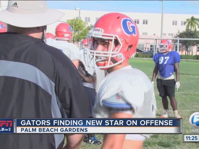 Gators Finding New Star on Offense