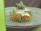 Avocado Grill cooks up squash salad