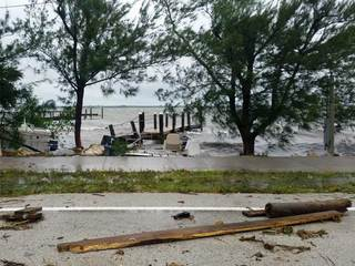 Erosion a significant problem in Indian River