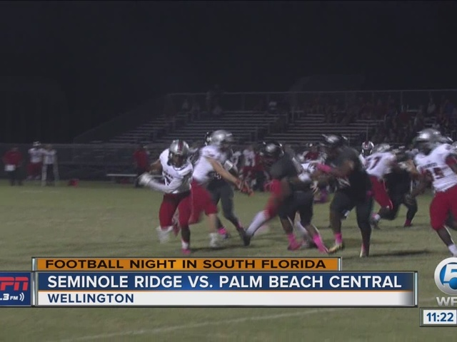 Football Night in South Florida