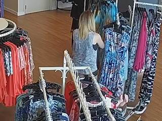 Store uses Facebook to find suspected shoplifter